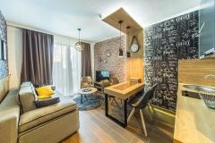 Četvorokrevetni apartmani